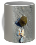 Sanibel Sand Dollar 1 Coffee Mug
