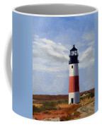 Sankaty Head Lighthouse Nantucket Massachusetts Coffee Mug