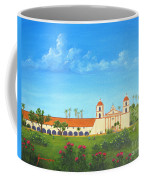 Santa Barbara Mission Coffee Mug
