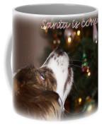 Santa - Christmas - Pet Coffee Mug