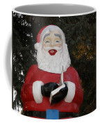 Santa Clause Coffee Mug