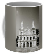 Santa Cruz Basilica In Cochin Coffee Mug