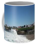 Santa Cruz Coast  Coffee Mug