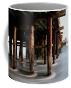 Santa Cruz Pier California Coffee Mug