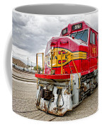 Santa Fe 95 In Retirement Coffee Mug