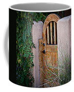 Santa Fe Gate Coffee Mug