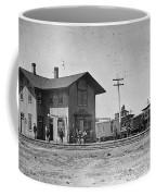 Santa Fe Railway, 1883 Coffee Mug