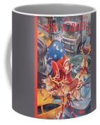 New Yorker December 19th, 1994 Coffee Mug