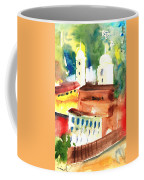 Santa Margherita In Italy 13 Coffee Mug