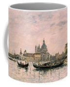 Santa Maria Della Salute And The Dogana Coffee Mug