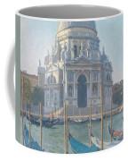 Santa Maria Della Salute Coffee Mug by Julian Barrow