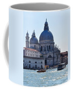 Santa Maria Della Salute Surrounded By Sparkling Waters Coffee Mug