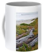 Santa Monica Mountains County Line Beach Coffee Mug