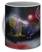 Santa Magic Coffee Mug