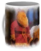 Santa Photo Art 07 Coffee Mug