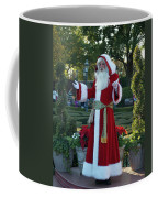 Santa Walt Disney World Coffee Mug