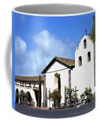 Santa Ynez Mission Solvang California Coffee Mug