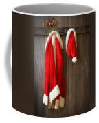 Santa's Coat Coffee Mug