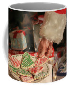 Santas Cookies Coffee Mug