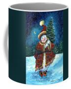 Santas Helper Coffee Mug