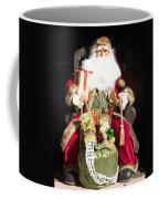 Santa's List Two Coffee Mug