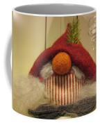 Santas Nose Coffee Mug
