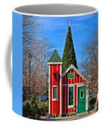 Santas Workshop Coffee Mug