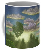Santee Sunset 01 Coffee Mug