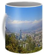 Santiago  Chile Coffee Mug
