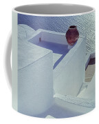 Santorini Greece  Coffee Mug