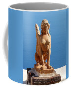 Santorini Sphynx Coffee Mug