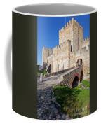 Sao Jorge Castle In Lisbon Coffee Mug