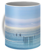 Sapphire Horizon I Coffee Mug