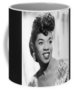 Sarah Vaughan (1924-1990) Coffee Mug by Granger