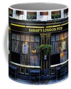 Sarah's London Pub Coffee Mug