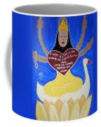 Sarasvati Coffee Mug