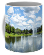 Saratoga Springs Resort Walt Disney World Coffee Mug