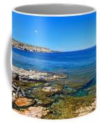 Sardinia - Shore In San Pietro Island Coffee Mug