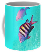 Sargeant Fish Coffee Mug