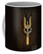 Sas - Special Air Service - Who Dares Wins Coffee Mug