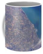 Satellite View Of St. Joseph Area Coffee Mug by Stocktrek Images