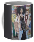 Satin Night Coffee Mug