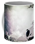 Sattellite Lookout Coffee Mug