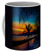 Saturated Mexican Sunset Coffee Mug