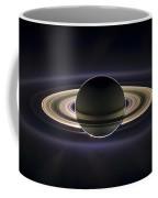 Saturn Coffee Mug by Adam Romanowicz