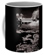Saucks Bridge Down Stream Coffee Mug