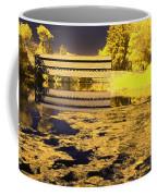Saucks Bridge - Pond Coffee Mug