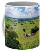 Savanna Landscape In Serengeti Coffee Mug