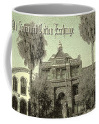 Old Savannah Cotton Exchange Coffee Mug