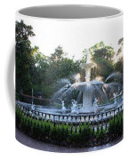 Savannah Georgia Forsyth Park Fountain Coffee Mug